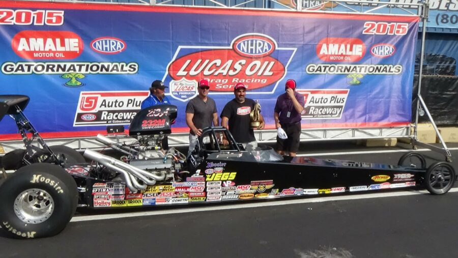 Labbous Claims Gator National Super Comp Victory