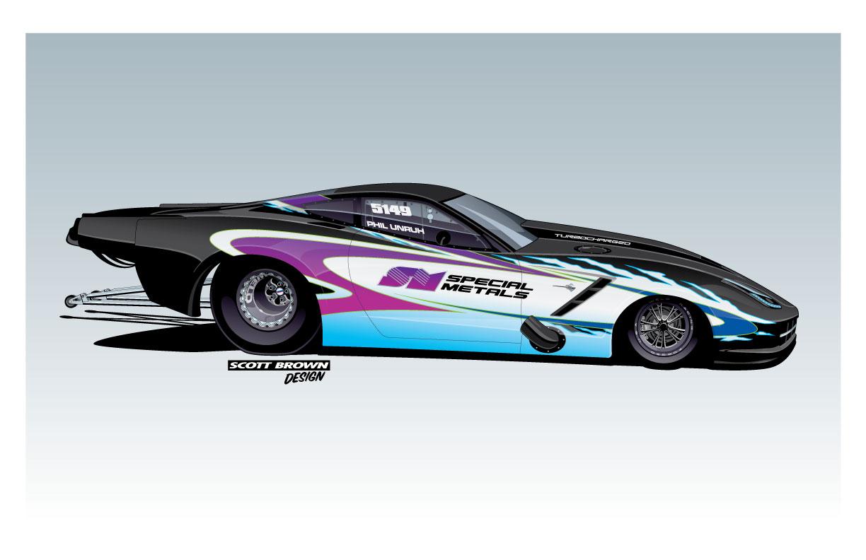Phil Unruh\'s Twin Turbo C7 Vette Under Construction | Race Tech ...