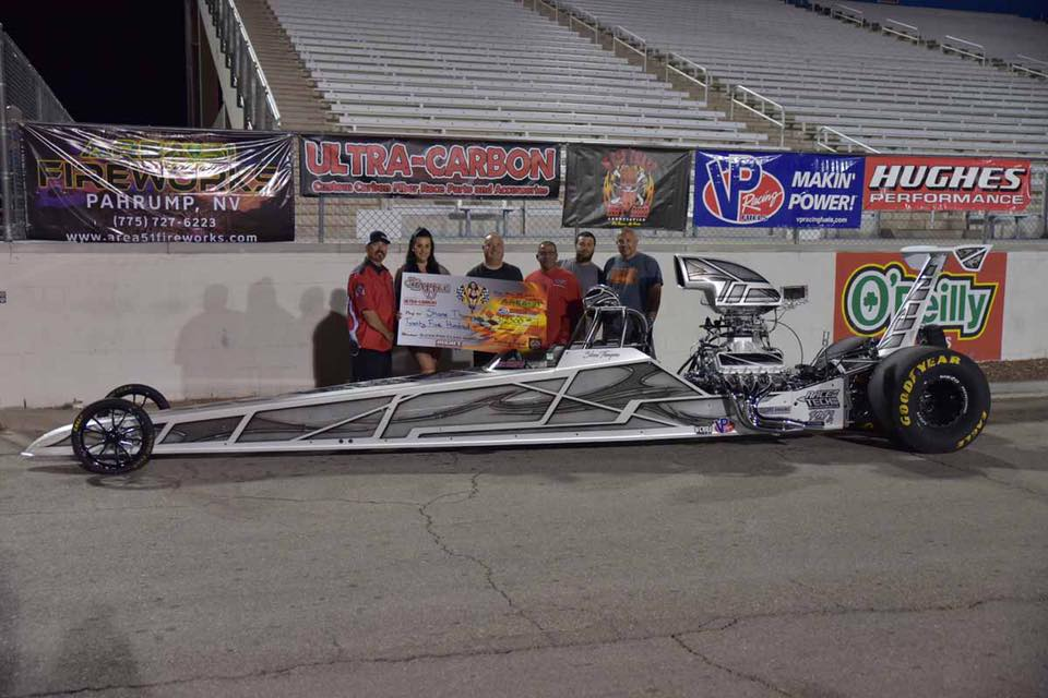 Shane Thompson Puts New Whip In The Winners Circle