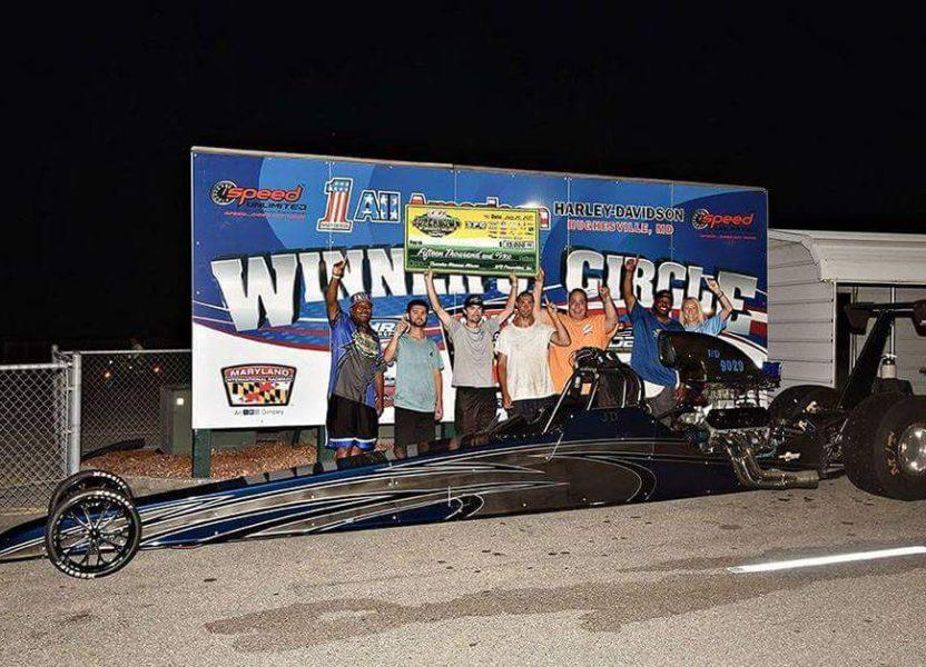Jeffry Dobbins III  15K Winner