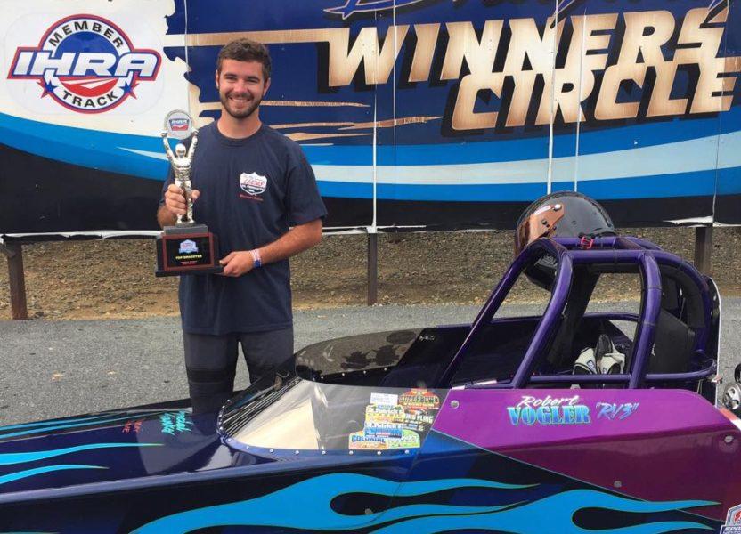 Robert Vogler III Wins Top Dragster