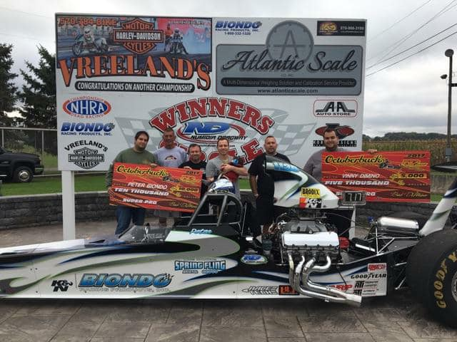 Peter Biondo Takes a Bracket Race Vacation