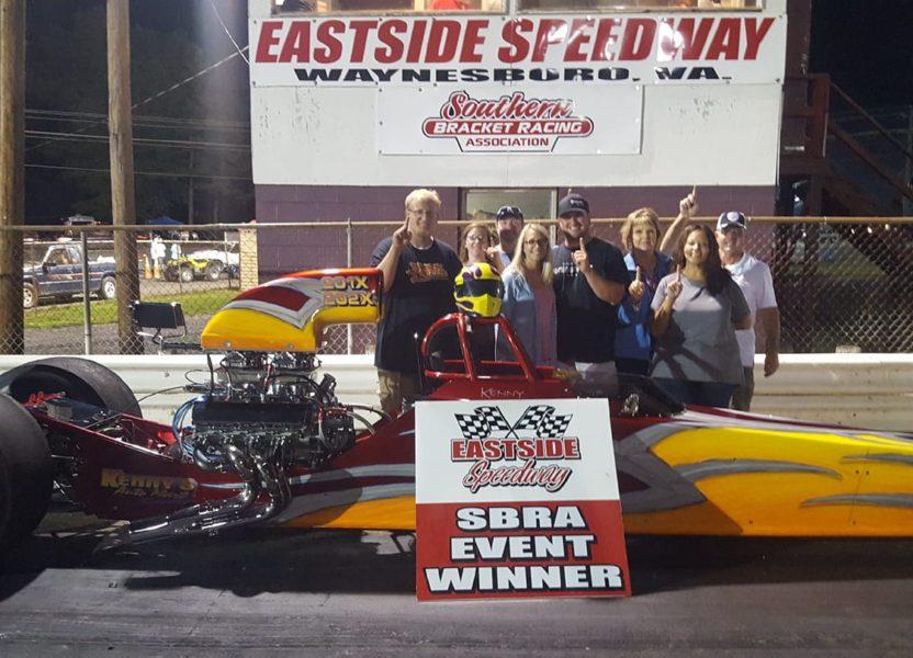 TJ Harper Wins at Eastside Speedway